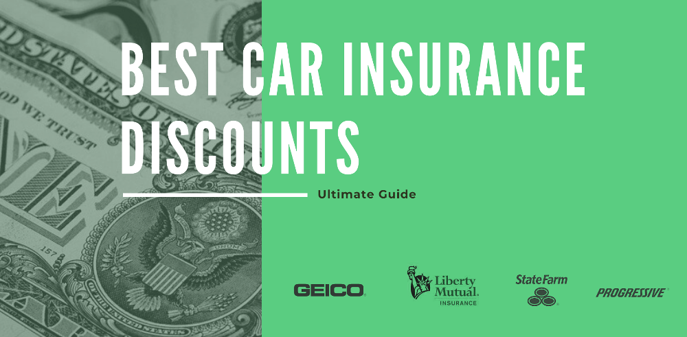 Ultimate Guide To Best Car Insurance Discounts in 2020